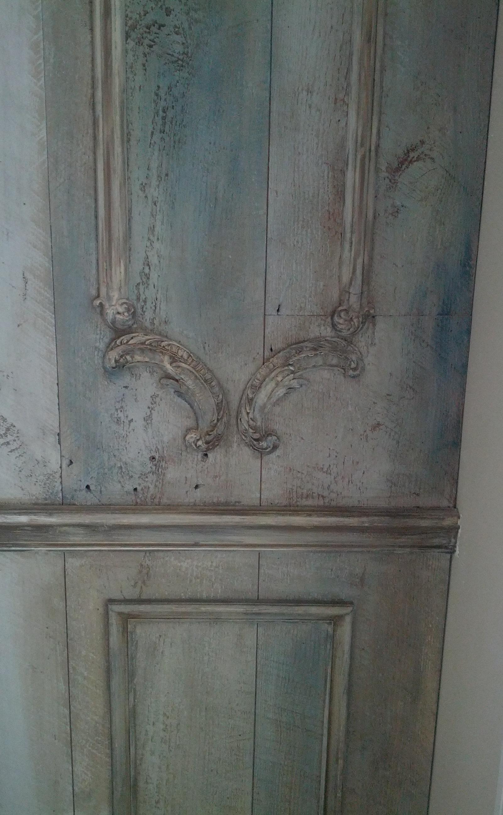 Chalk Paint Then Varnish