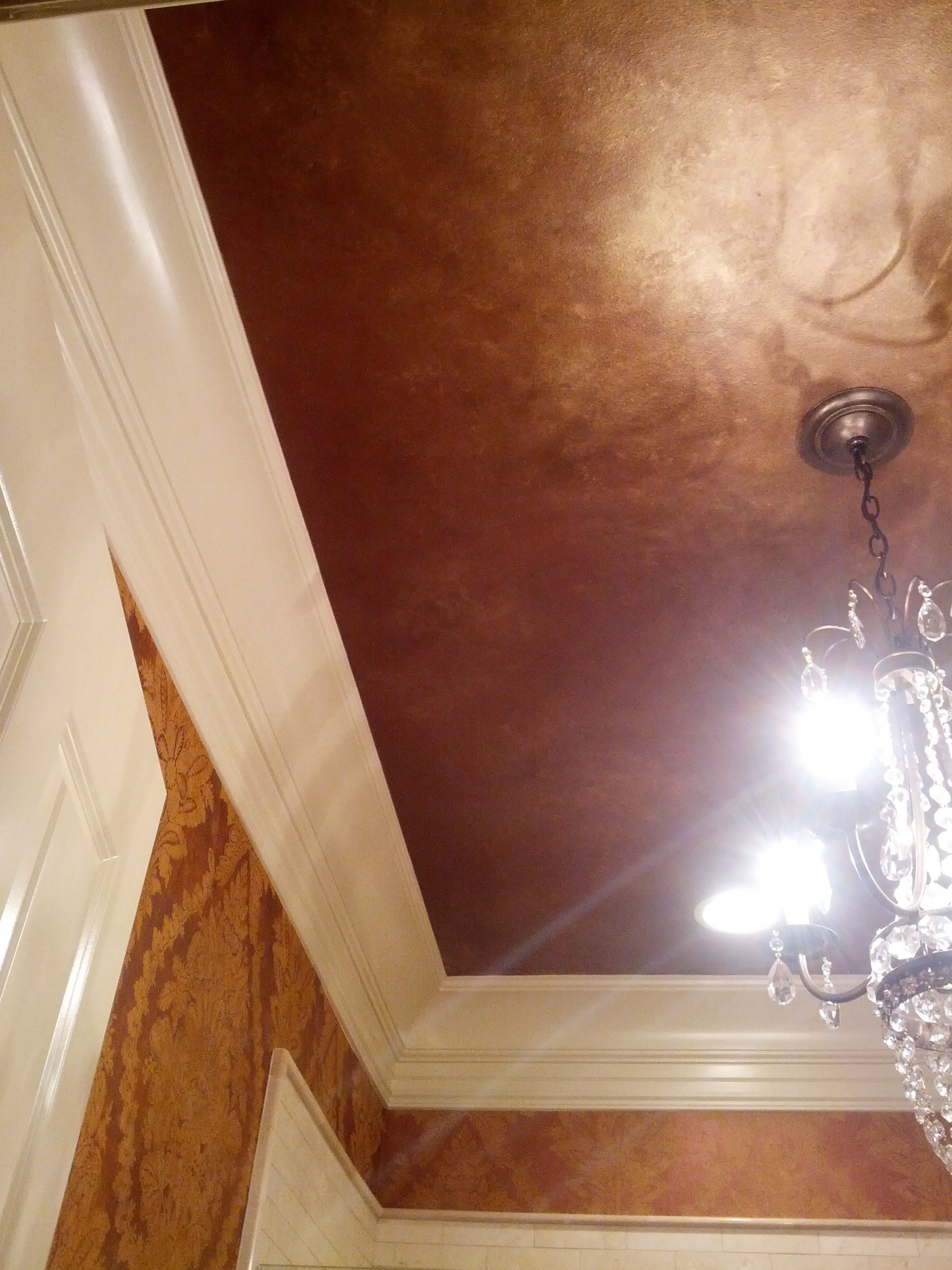 Ceiling Finishes Patricia Delaney